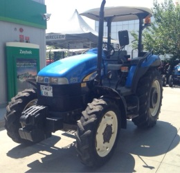NEW HOLLAND TD65D 4WD 2006